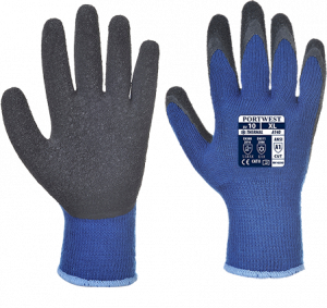 Portwest Thermal Grip Glove - Latex (A140)