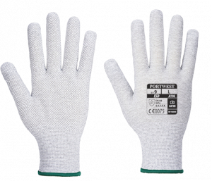 Portwest Antistatic Micro Dot Glove (A196)