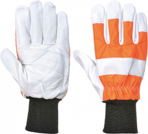 Portwest Oak Chainsaw Protective Glove (Class 0) (A290)