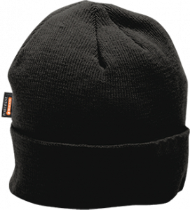 Portwest Knit Cap Insulatex Lined (B013)