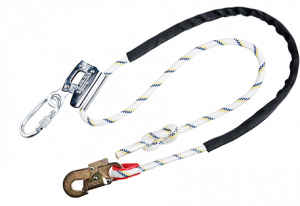 Portwest Work Positioning Lanyard with Grip Adjuster (FP26)