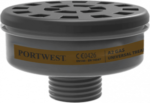 Portwest A2 Gas Filter Universal Tread (P906)