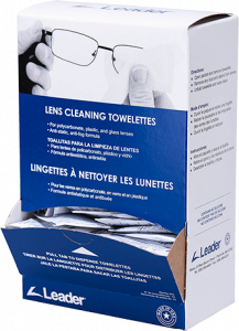 Portwest Lens Cleaning Towelettes (PA01)
