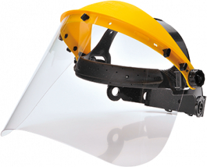Portwest Browguard with Clear Visor (PW91)