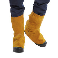 Portwest Leather Welding Boot Cover (SW32)