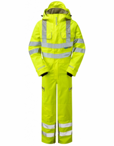 Pulsar Unlined Waterproof Coverall (P522)
