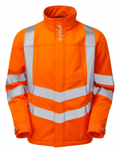 Pulsar PR336//42//R PR336 High Visibility Orange Combat Trouser Regular 42