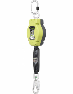 Kratos Helixon Retractable Webbing Rope Fall Arrest Block 6mtr (FA2050406)