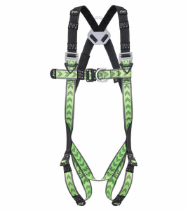 Kratos Harness Move 3 Scaffold Elastic Webbing With Two Attachment (FA1010701)