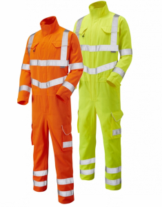Leo Molland Class 3 Poly/Cotton Coverall (CV01)