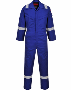 Portwest Araflame Silver Coverall (AF73)