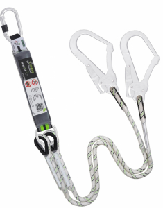 Kratos Y-shock Abs Kernmantle  Lanyard 1.5 Mtr (FA3060015)