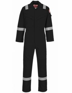 Portwest Flame Resistant Super Light Weight Anti-Static Coverall 210g (FR21)