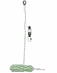 Kratos Captive  Fall Arrester On 20 Mtr Rope (FA2010220)