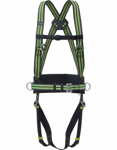 Kratos Body Harness With 4 Point Attachment (FA1020300)