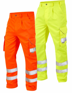 Leo Bideford Class 1 Poly/Cotton Cargo Trouser (CT01)