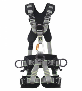 Kratos Harness Fly In 3 Integral Belt Five Attachment Points (S-L) (FA1020200)