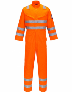 Portwest Modaflame RIS Orange Coverall (MV91)