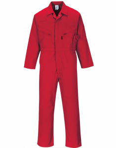 Portwest Liverpool Zip Coverall (C813)