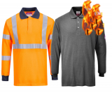 Flame Resistant Tops