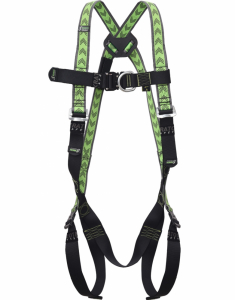Kratos Body Harness 2 Attachment Points With Automatic Buckles (FA1010500A)
