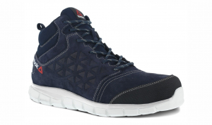 Reebok Mens Excel Light S3 Safety Boot (Blue)