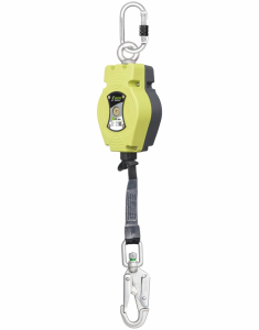 Kratos Helixon Retractable Web Rope Fall Arrest Block 3.5m Vert (FA2050403B)