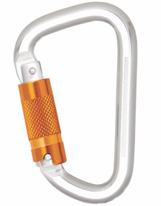 Kratos Alloy Triple Action Locking Karabiner (FA5030222)
