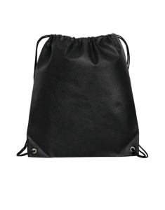 Kratos Drawstring Bag Black (FAKITBAG)