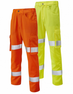 Leo Yelland Class 1 Lightweight Poly/Cotton Cargo Trouser (CT03)