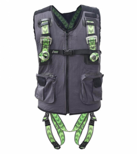 Kratos Harness With Work Vest Two Attachment Points (FA1030100)