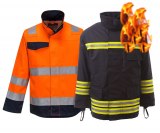 Flame Resistant Coats & Jackets