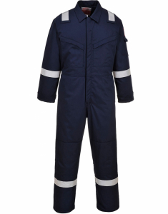 Portwest Padded Winter Anti-Static Coverall (FR52)
