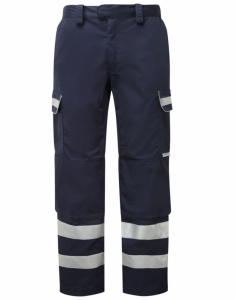 Pulsar Combat Trouser with Reflective Bands (P513/REF)