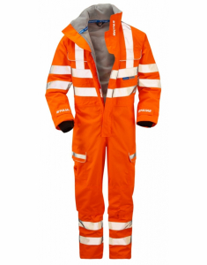 Pulsarail Unlined Waterproof Coverall (PR505)