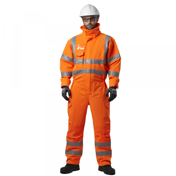 Leo Watertown Class 3 Stretch Coverall (CV02)