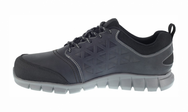 Reebok Womens Excel Light S3 Safety Trainer (Black)