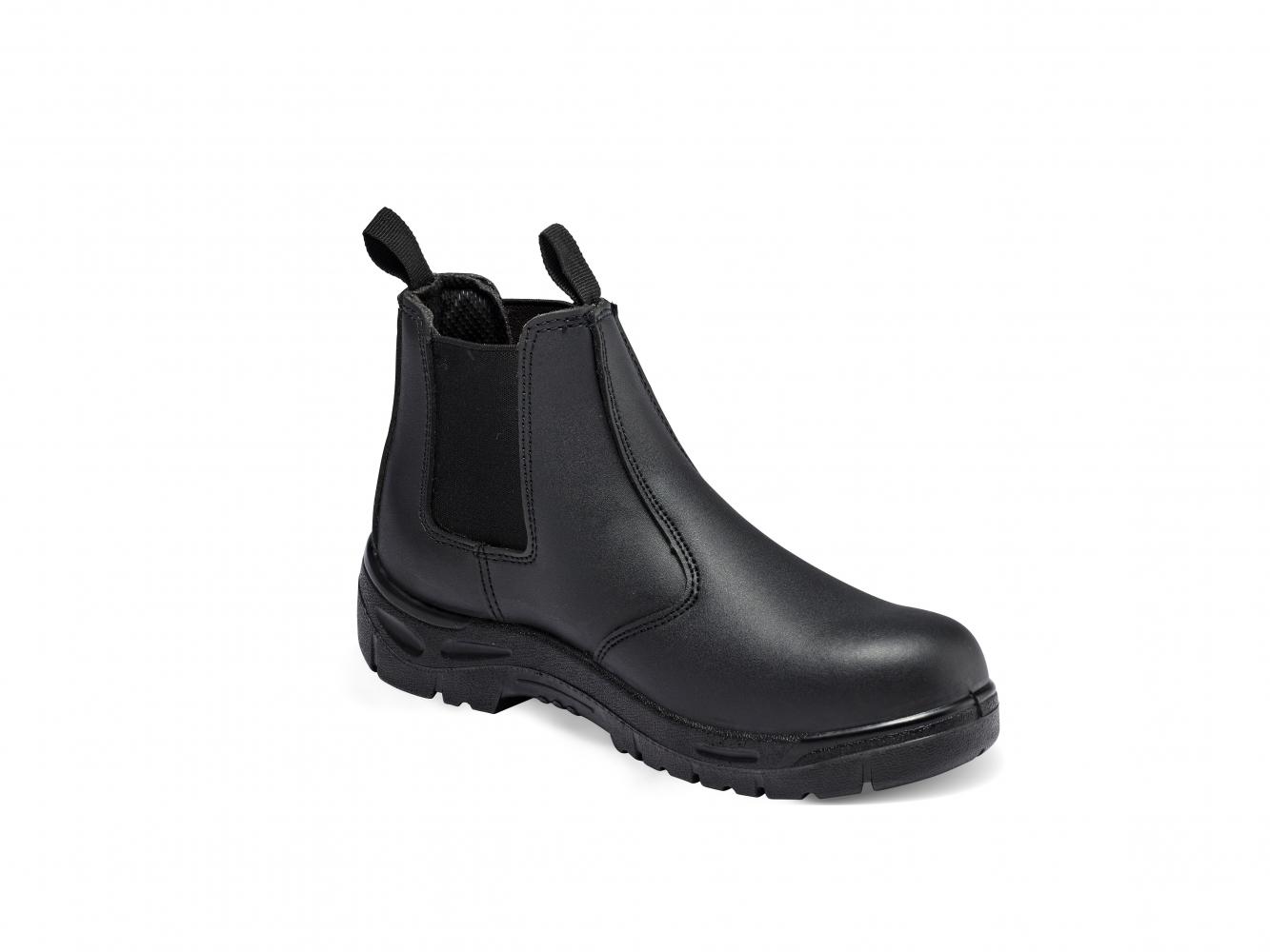 Titan Chelsea Safety Boot   Harvey Supplies